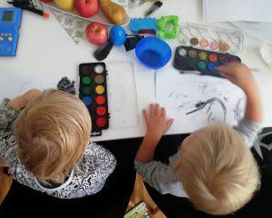Hlídání dětí Praha Marie Koudelková